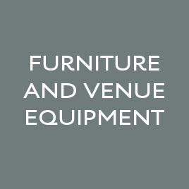 Furniture & Venue Equipment