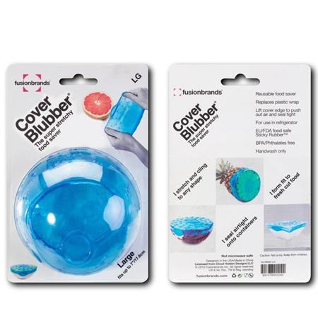 Fusion Brands Cover Blubber Large Blue