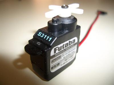 Futaba S3111 Micro Servo