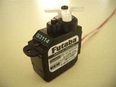 Futaba S3114 Micro Servo