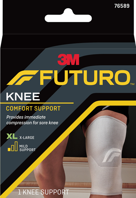 Futuro Comfort Knee Support, Extra Large