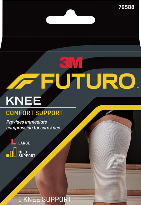 Futuro Comfort Knee Support, Large