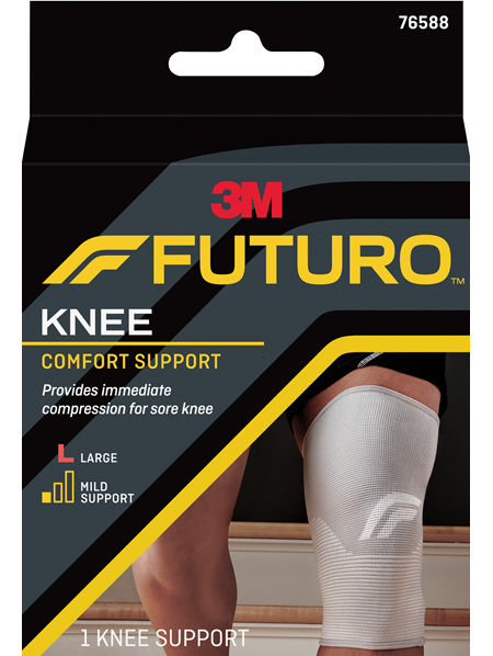 Futuro Comfort Knee Support, Large