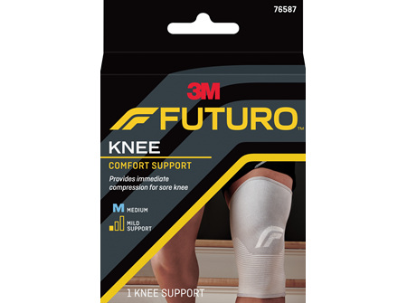 Futuro Comfort Knee Support, Medium