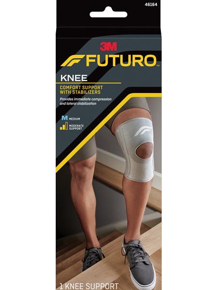Futuro Comfort Knee With Stabilisers, Medium