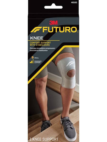 Futuro Comfort Knee With Stabilisers, Small