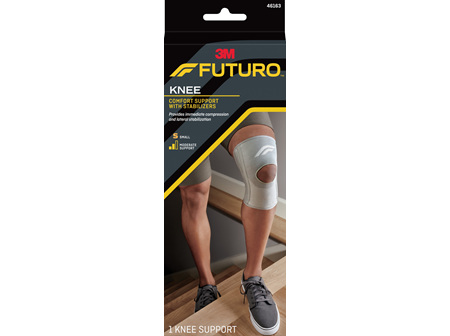 Futuro Comfort Knee With Stabilisers, Small