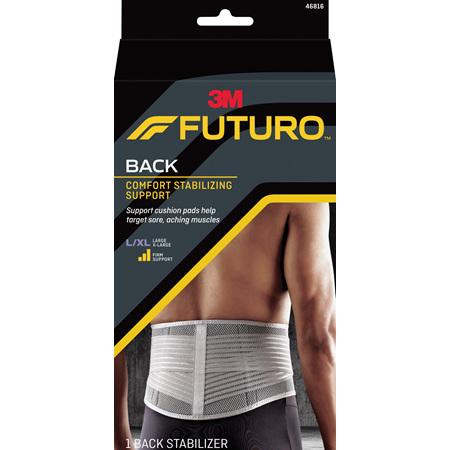 Futuro Comfort Stabilising Back Support, Large/Extra Large