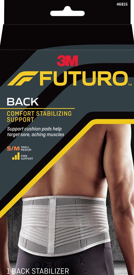 Futuro Comfort Stabilising Back Support, Small/Medium