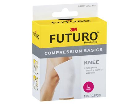 Futuro Compression Basics Elastic Knee Brace - Large