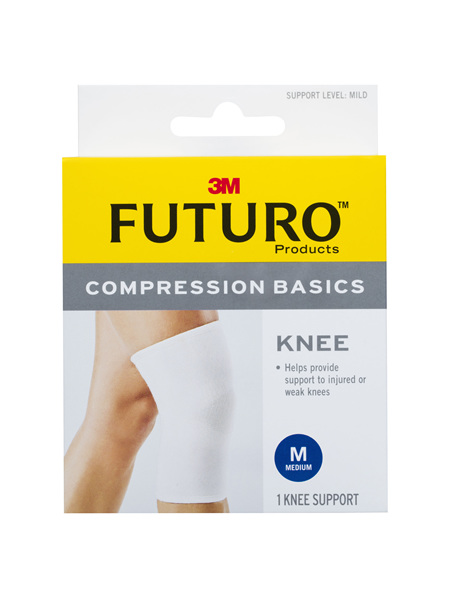 Futuro Compression Basics Elastic Knee Brace - Medium