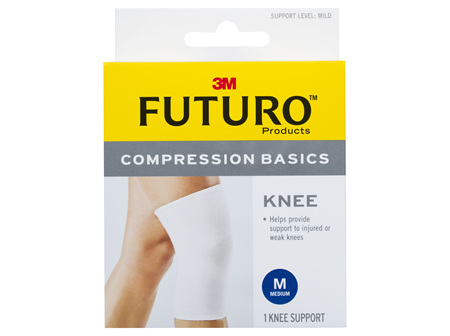 Futuro Compression Basics Elastic Knee Brace - Medium