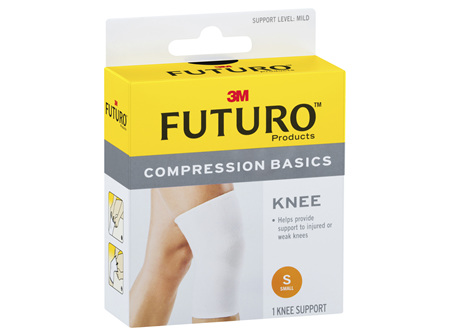 Futuro Compression Basics Elastic Knee Brace - Small