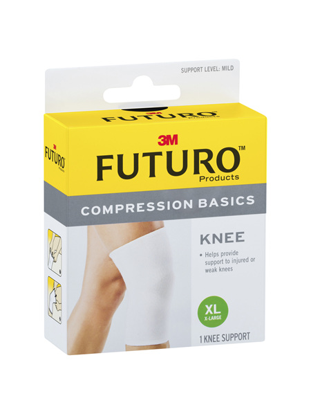 Futuro Compression Basics Elastic Knee Brace X-Large
