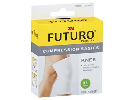 Futuro Compression Basics Elastic Knee Brace X-Large