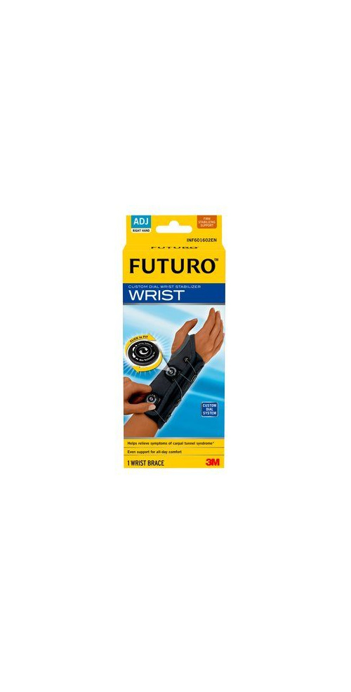 Futuro Custom Dial Adjustable Wrist Stabiliser