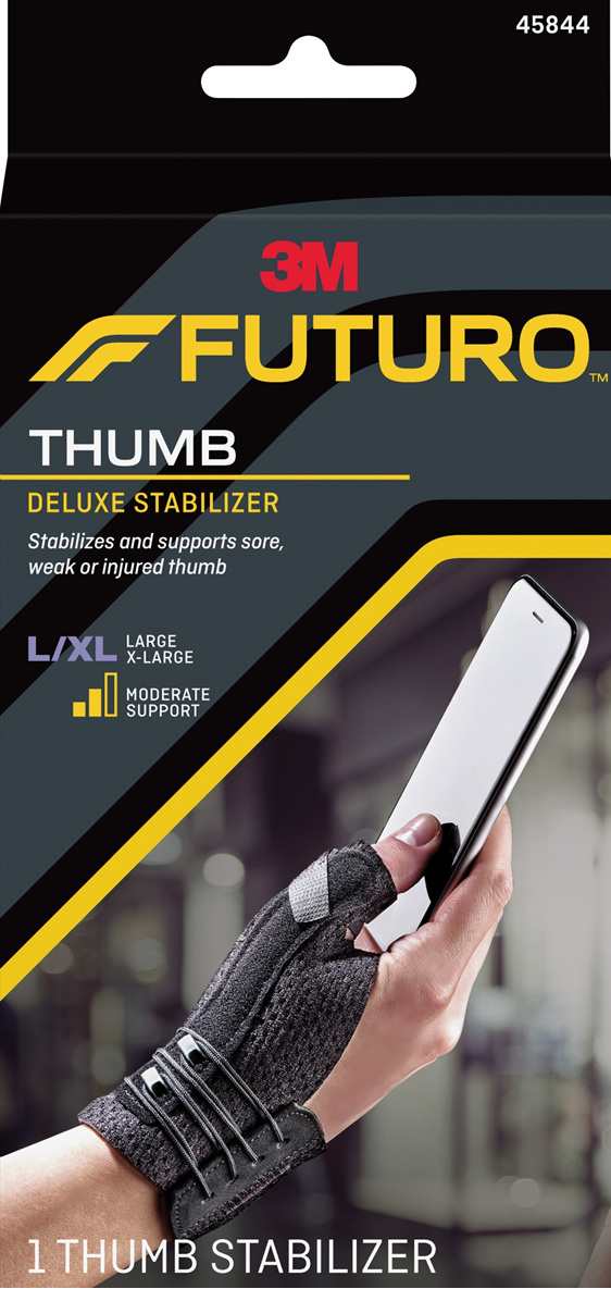 Futuro Deluxe Thumb Stabiliser, Large/Extra Large