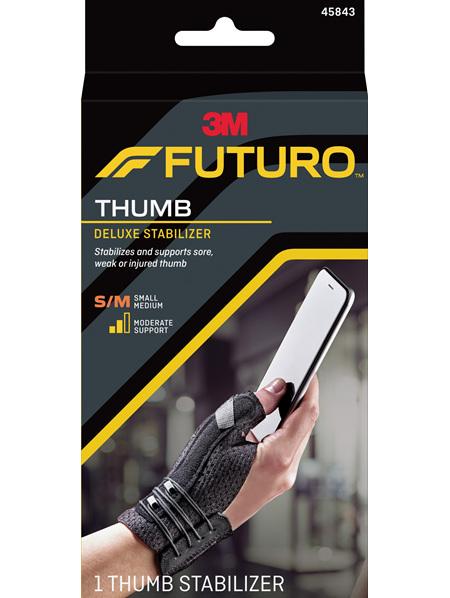 Futuro Deluxe Thumb Stabiliser, Small/Medium