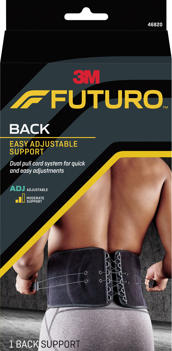 Futuro Easy Adjustable Back Support