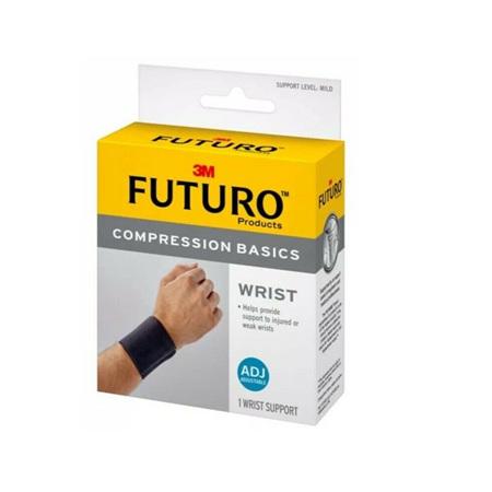 FUTURO ELASTIC KNIT WRIST ADJUSTABLE      3500EN