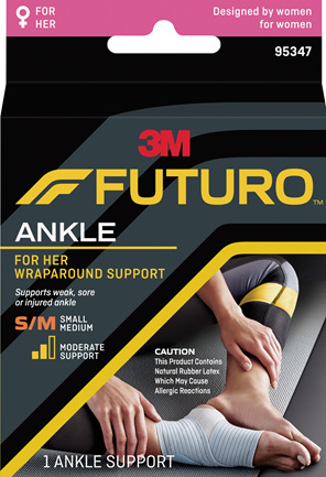 Futuro For Her Wrap Around Ankle Support