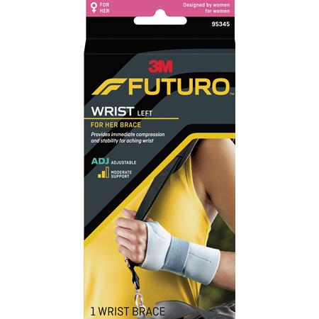 Futuro For Her Wrist Brace, Left Hand