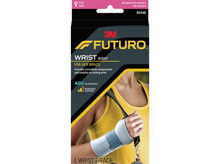 Futuro For Her Wrist Brace, Right Hand
