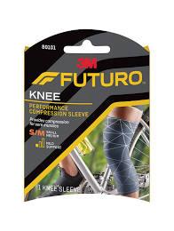 FUTURO Perf. Comp. Sleeve Knee S/M