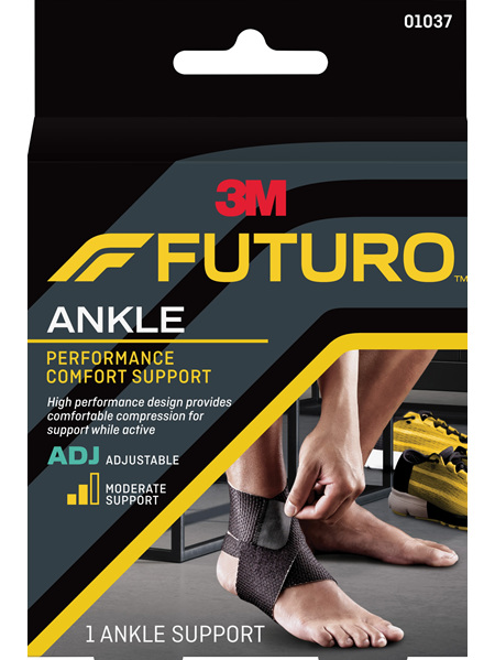 Futuro Performance Comfort Ankle Support