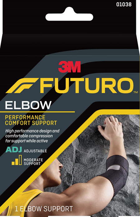 Futuro Performance Comfort Elbow Support