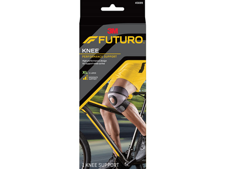 Futuro Performance Knee Support, Extra Large