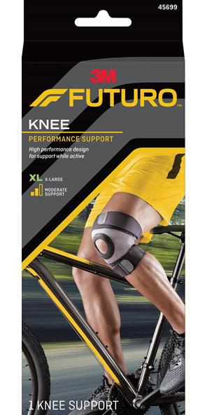 Futuro Performance Knee Support, Extra Large