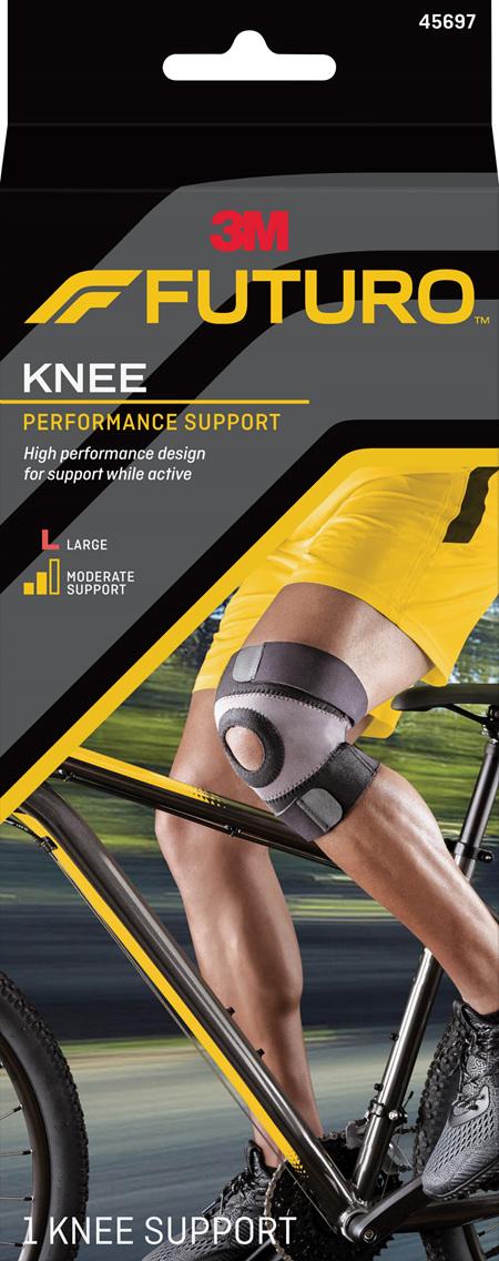 Futuro Performance Knee Support, Large