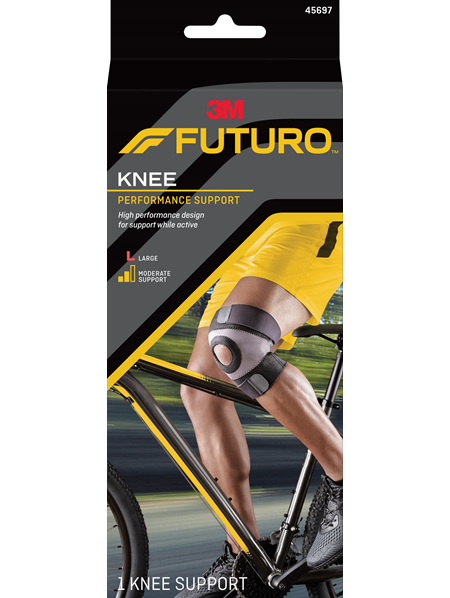 Futuro Performance Knee Support, Large
