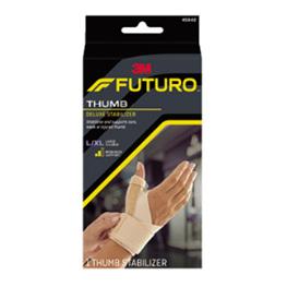 FUTURO THUMB STABILISER LARGE/ EXTRA LARGE