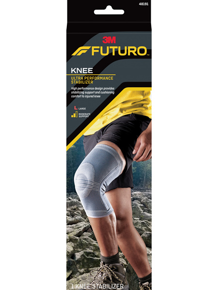 Futuro Ultra Performance Knee Stabiliser, Large