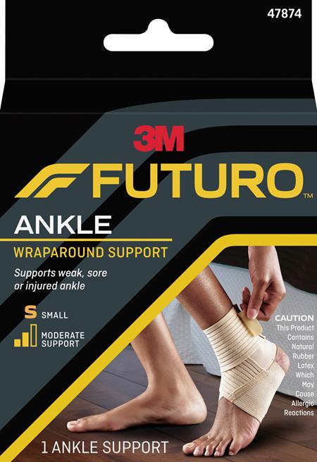 Futuro Wrap Around Ankle Support, Small