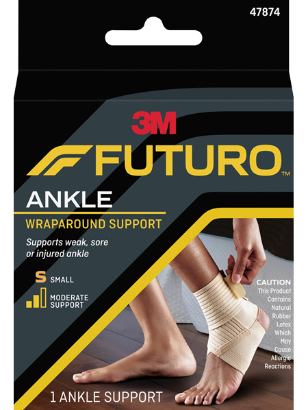 Futuro Wrap Around Ankle Support, Small