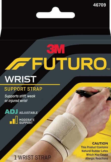 Futuro Wrist Support Strap, Beige