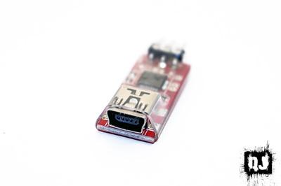 FVT-ESC USB Programmer