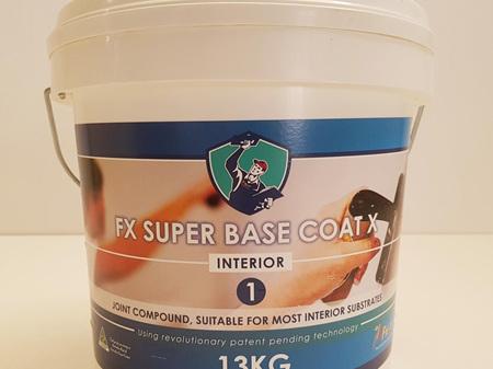 FX Super Base Coat X 10L