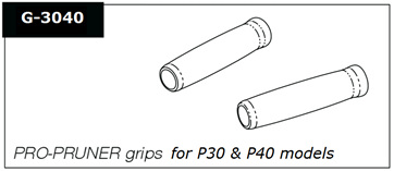 G-3040 Grips (pair) for P30 & P40 Pro-Pruner