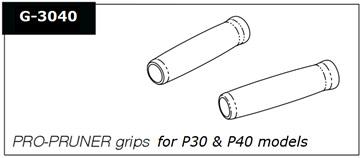 G-3040 Grips (pair) for P30 & P40 Pro-Pruner