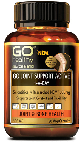 G Healthy - Joint support active 1-a-day 30 vegecaps