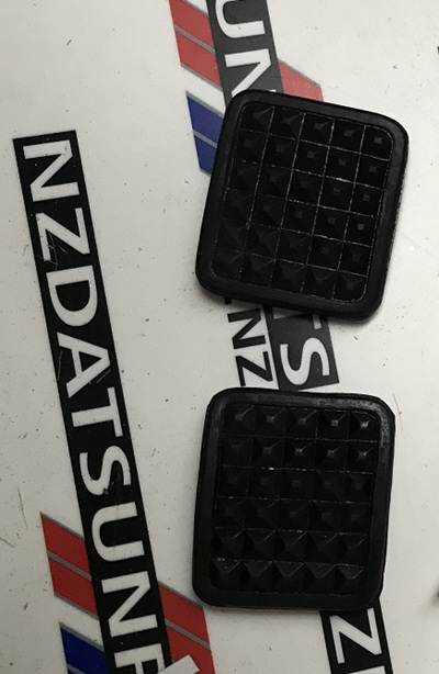 G60 Patrol Brake and Clutch Pedal Pad