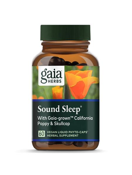 GAIA HERBS Sound Sleep 30caps