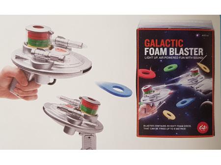 Galactic Foam Blaster