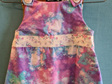Galaxy Pinny Dress - Size 5