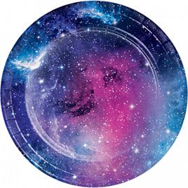Galaxy plates x 8.