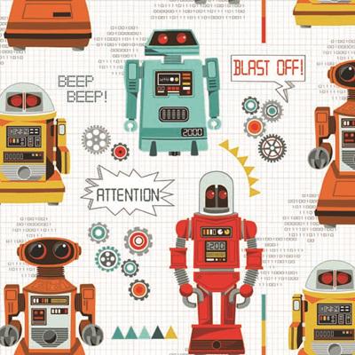 Galaxy - Robots